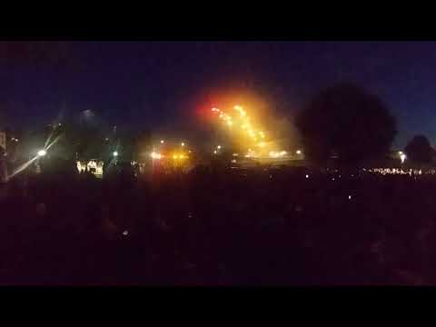 Canada Day 2018 Fireworks, Harris Park, London, Ontario - Part One