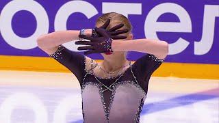 Софья Муравьева Короткая программа Женщины Сочи Кубок России по фигурному катанию 2021 22