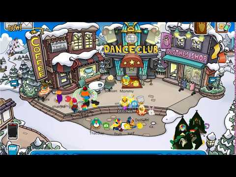 Club Penguin Online {} Tipping the Iceberg!