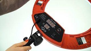 Ремонт кільцевої лампи FD-480