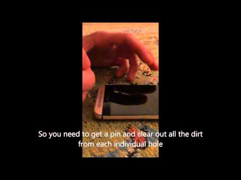Htc One M8 Microphone Repair / Solution