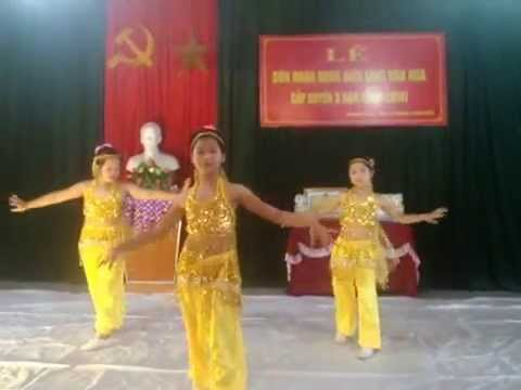 A Li Ba Ba - Huống Trung