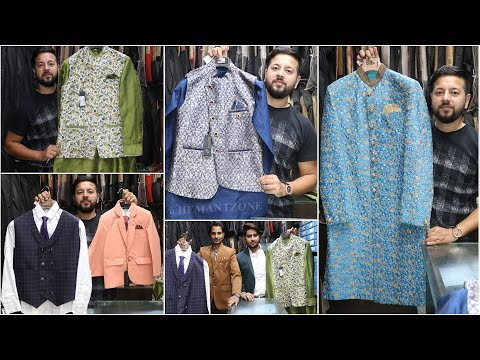 Coat Pent, Kurta Pajama, Kids Wear, Sherwani In Heavy Discount | Mens Wear Shop | Groom Collection