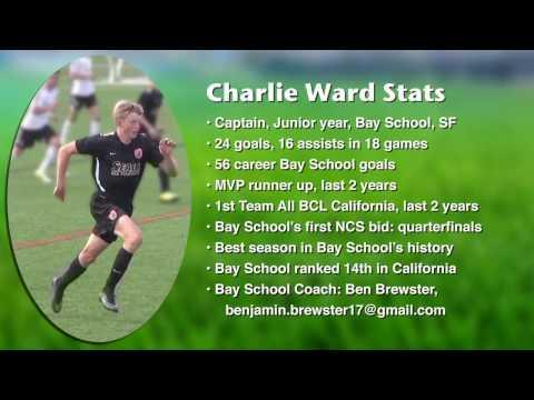 Charlie Ward Soccer Highlights 2016