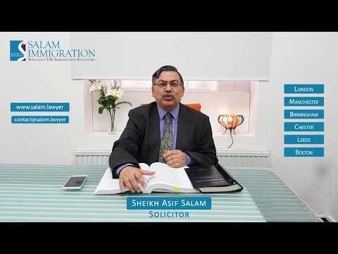Salam Immigration UK Advert - Salam & Co. Solicitors Ltd
