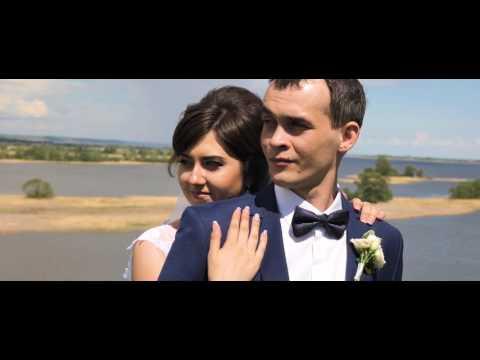 🔥Дамир Калимуллин, свадьба Стаса и Юлии (Свадебный клип в 4к)