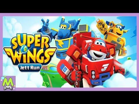 Супер Крылья:Джетт и его Друзья/Super Wings:Jett Run.Путешествие по Миру с Героями Мультсериала