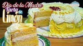 Riquísima Tarta de limón – Especial Día de La Madre – Recetas paso a paso. Loli Domínguez