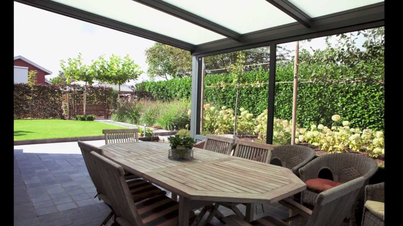 veranclassic fabricant de pergolas en aluminium youtube. Black Bedroom Furniture Sets. Home Design Ideas
