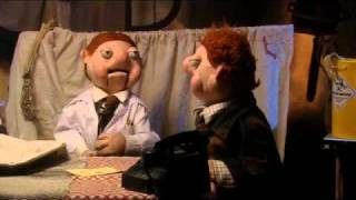 Rodge visits Dr. Podge about his potential Bowel Cancer!