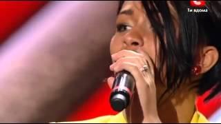 Euphoria (Loreen) cover in X Factor Ukraine. Sing Julia Plaksina