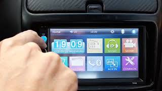 Car Radio Mp5 7010b Menu From Youtube - The Fastest of Mp3