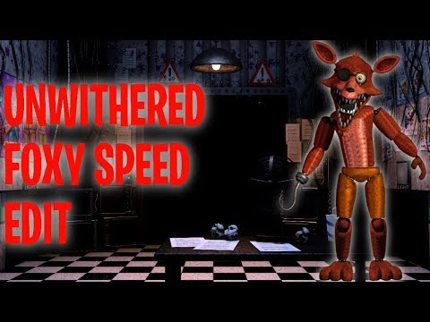 Full Download] Speed Edit Unwithered Bonnie