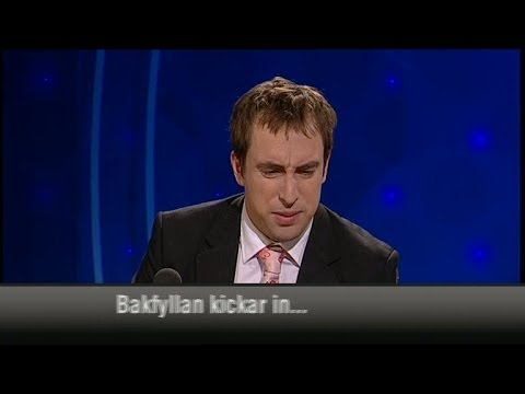 """Om kungens skandalbok: """"Det var äckligt!"""" - Parlamentet (TV4)"""