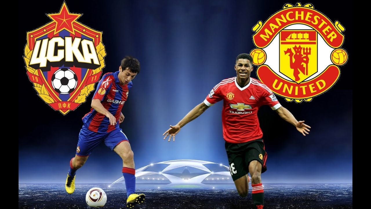 Image result for Manchester United vs CSKA Moscow live pic logo