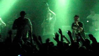 Bass Sultan Hengzt - Muchachos live in FFM