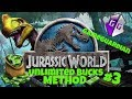 How To Get Unlimited Bucks In Jurassic World With GameGuardian (METHOD #3)