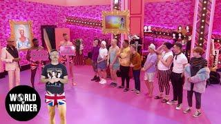 SPOILER ALERT! RuPaul's Drag Race UK Extra Lap Recap: Series 1 Episode 2