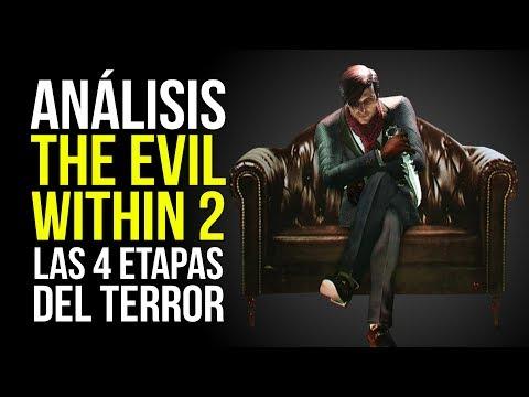 THE EVIL WITHIN 2, ANÁLISIS - Las CUATRO ETAPAS del TERROR