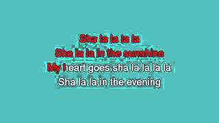 Venga Boys Sha la la la la [Karaoke]