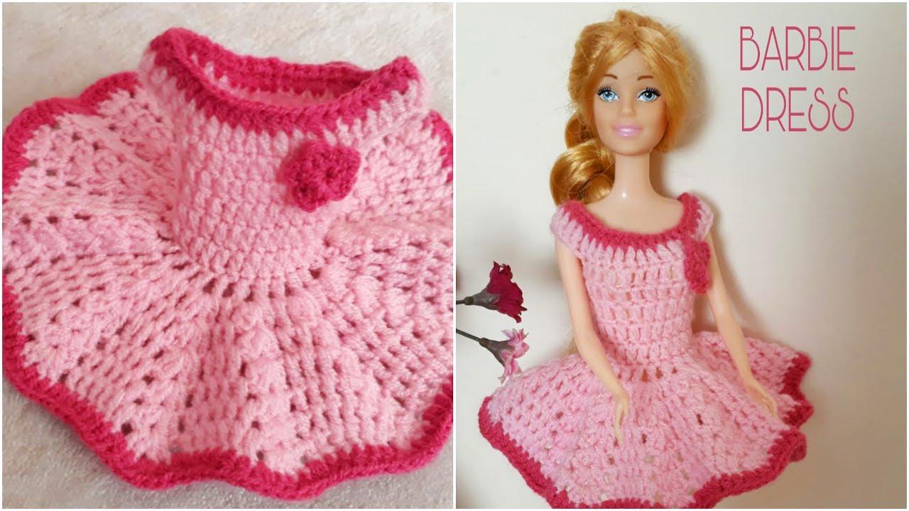 Amigurumi) Kıvırcık Çilli Kız Bebek - Elbise Yapılış 6/6 - YouTube | 720x1280
