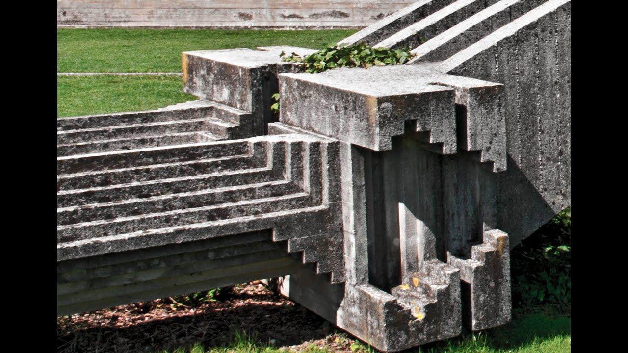 Alessandro bosoni la tomba brion di carlo scarpa youtube for Carlo scarpa tomba