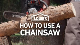 How To Use A Chainsaw to Clear Fallen Trees | Severe Weather Guide