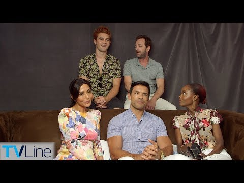 K.J. Apa & 'Riverdale' Cast Preview Season 3 | Comic-Con 2018 | TVLine
