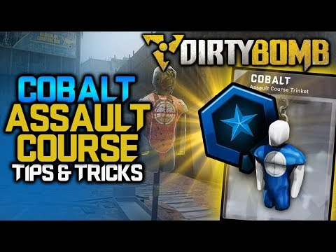 Assault Course Cobalt Guide | DirtyBomb Tips and Tricks