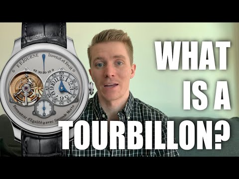What Is A Tourbillon? How Does It Work? The Tourbillon History And Explanation