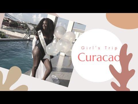 Girls Trip : Curacao 2018