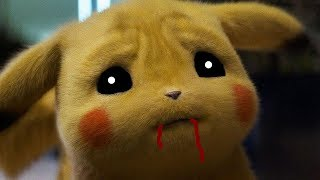 If Detective Pikachu Was a Horror Movie!