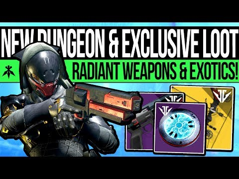 Destiny 2 | NIOBE'S TORMENT & EXCLUSIVE LOOT! Radiant Weapons, Exotic Quest, Scourge Enemy & More!