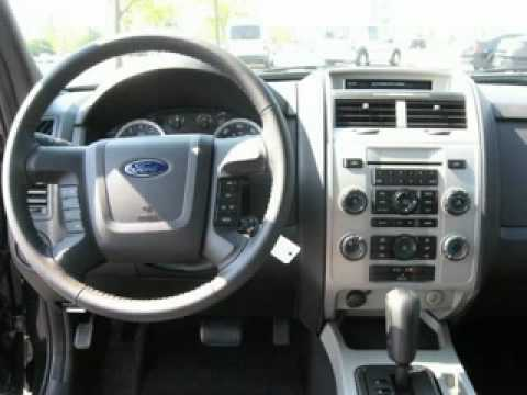 new 2011 ford escape versailles ky 40383 youtube. Black Bedroom Furniture Sets. Home Design Ideas