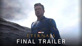 Marvel Studios' ETERNALS (2021) FINAL TRAILER   Disney+ Premier Access