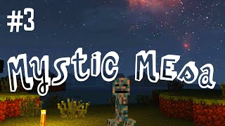 THE BLUE CREEPER - MYSTIC MESA MODDED MINECRAFT (EP.3)