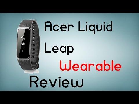 Acer Liquid Leap - Wearable para Windows Phone - Review en español