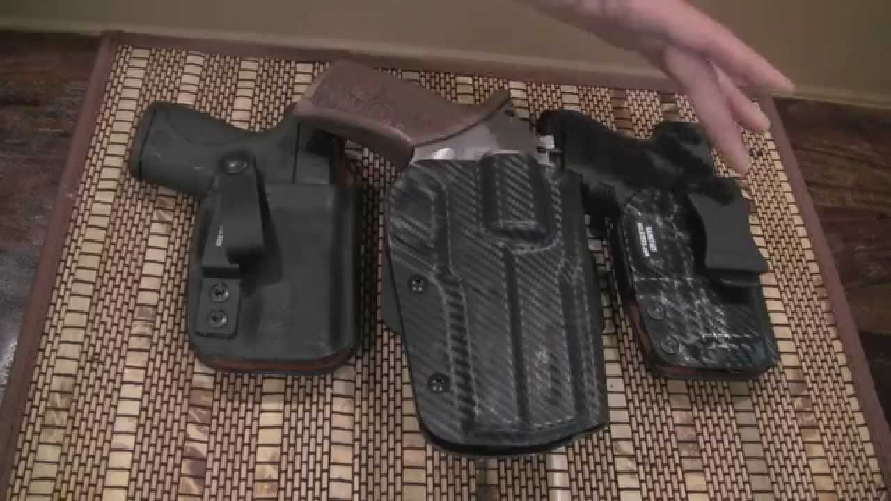 Chiappa Rhino OWB Holster by Gameface Holsters