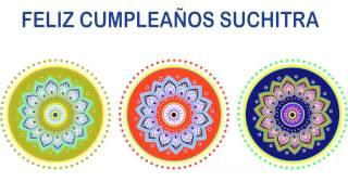 Suchitra   Indian Designs - Happy Birthday