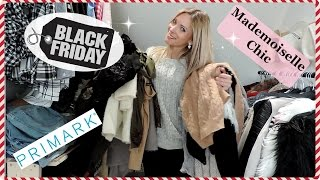 HAUL BLACK FRIDAY MADEMOISELLE CHIC / PRIMARK / H&M / ROMWE ...