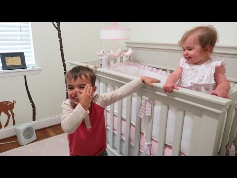 Thumbnail: BABY SLAPS BROTHER INTO SUBMISSION!