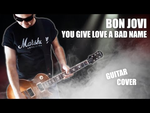 how to play runaway on guitar by bon jovi