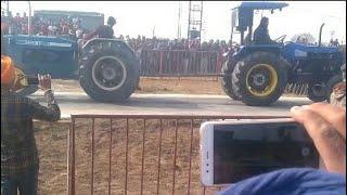 Tractor Tochan    Ford 3000 Vs Sonalika 750 DI Tractor