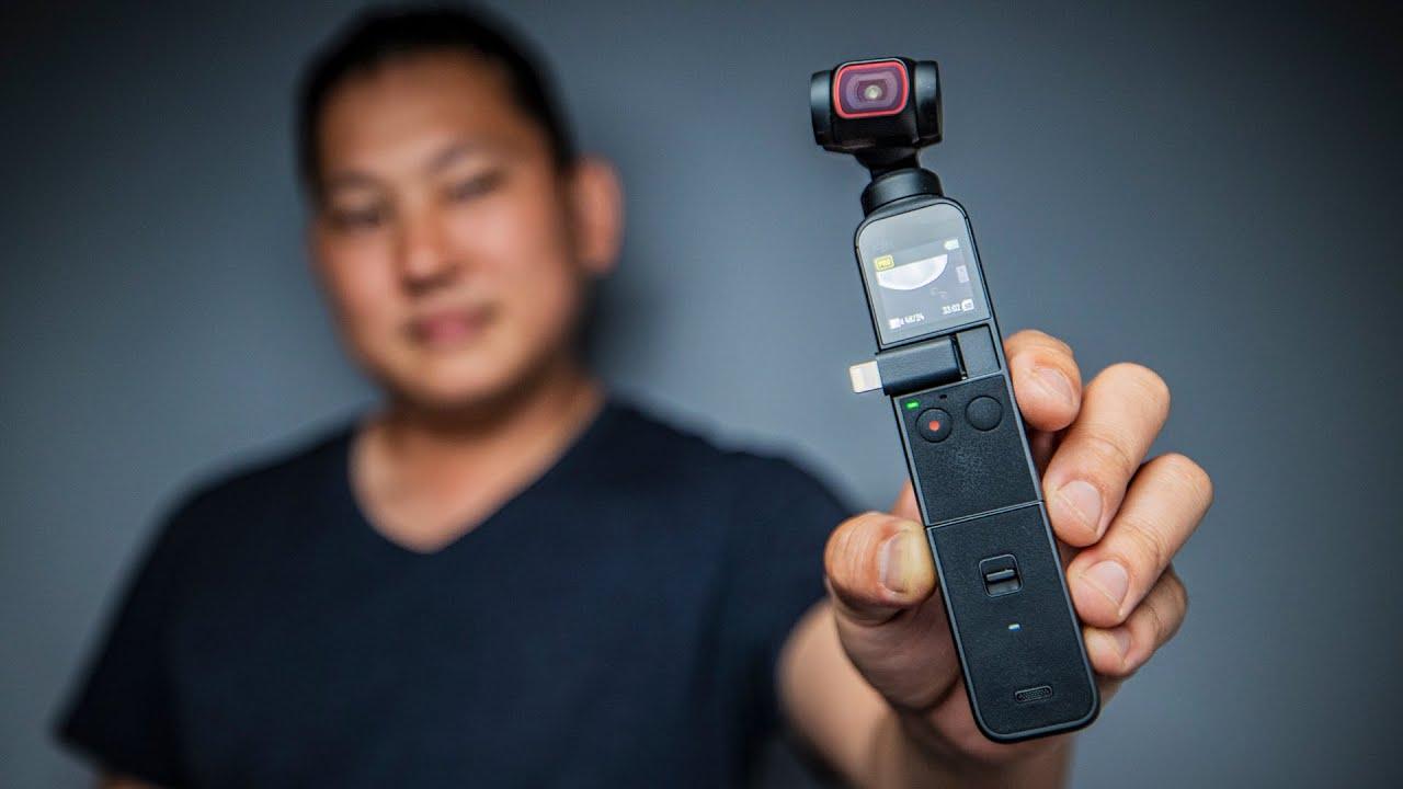 DJI Pocket 2 | Wider FOV, Bigger Sensor, 240fps, Better Audio..... Ultimate Pocket Camera?