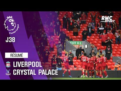 Download Résumé : Liverpool 2-0 Crystal Palace - Premier League (J38)