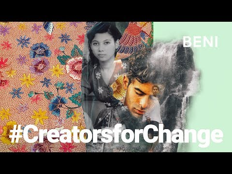#findingnenek - The Girl in the Batik Dress // Creators for Change