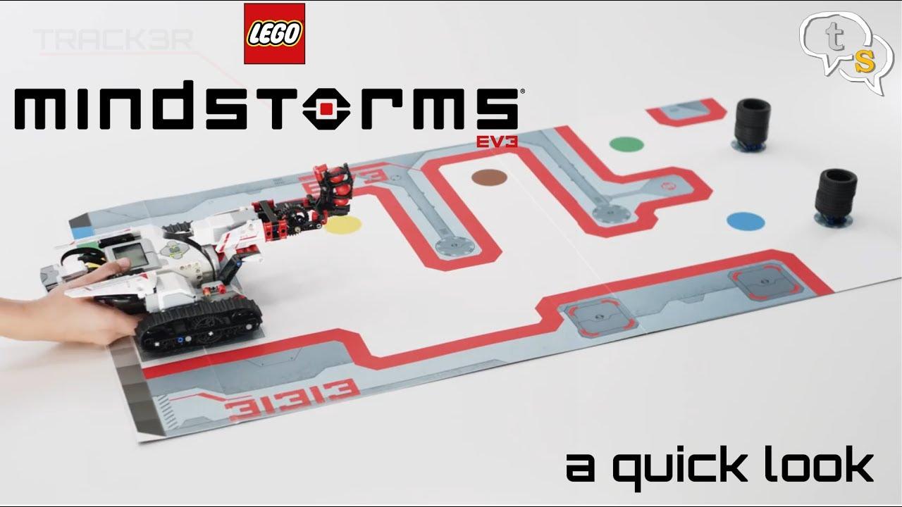 Quick Look: Lego Mindstorms – Vinayak Nair