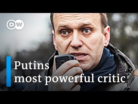 Court rules against Russia for Navalny arrests | DW News