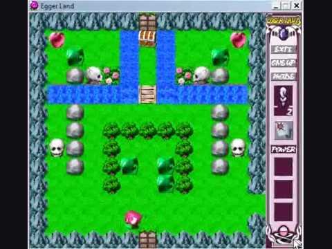 Eggerland 0 part 1 - Quest of Rara