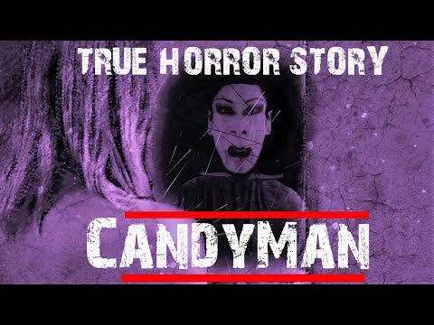 True Scary Story of CandyMan (Animated in hindi) |TAF|